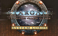 STARGATE TCG CCG SYSTEM LORDS MISSION CARD Invasion Reconnaissance #186