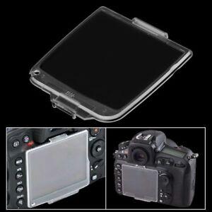 BM-10 Hard Clear Plastic Rear LCD Monitor Screen Cover For Nikon D90