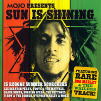 Mojo Presents SUN IS SHINING ~ 2007 UK 15-track CD album ~ BOB MARLEY ~ TOOTS