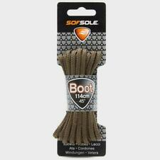 New Sof Sole Wax Boot Laces 114cm