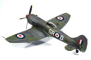 Eduard 1/48 Hawker Tempest F.2 (Mk.II) - 33 Sqn [pro-built / finished model]