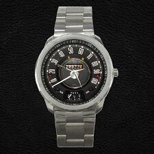 1963 Mk1 Morris Mini Cooper Minor BMC Classic Speedometer Stainless Steel Watch