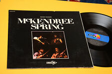 Mc KENDREE SPRING LP SECOND THOUGHTS 1°STAMPA ORIG USA 1971 NM ! GATEFOLD COVER