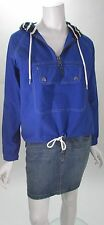 Sperry Top-Sider Women's Blue Pull On Boating Jacket Sz XS NWT MSRP $125