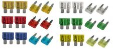 Car Blade Fuse Kit  Mini and Standard Fuses 5 10 15 20 25 30 AMP 2 of each