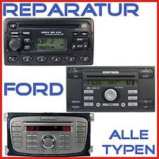 Ford Autoradio Reparatur alle Typen CD 6000 4500 6006..