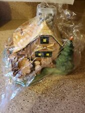 Partylite Gone Fishing Cabin Tealight
