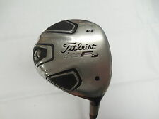 Titleist 909F3 Fairway Wood USED 18 DEGREE REGULAR FLEX BASARA SHAFT NO COVER