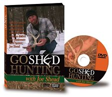 Go Shed Hunting DVD whitetail deer antler antlers horn horns geocaching dog chew