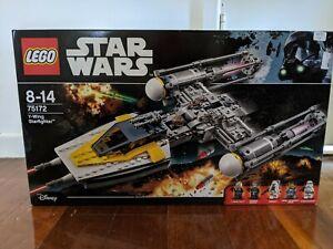 LEGO Star Wars Y-Wing Starfighter 2017 (#75172)