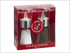 Cole and Mason Flip Salt and Pepper Mill Gift Set