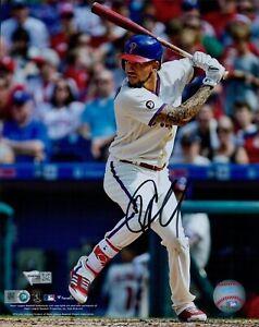 J.P. Crawford Philadelphia Phillies Signed 8x10 Matte Photo MLB Authenticated