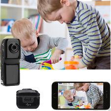 WIFI Wireless IP DV Spy Hidden Kamera Cam Security Recorder Kamcorder DVR MD81