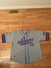 Detroit Stars NLBM Men's Throwback Baseball Jersey NWT Size XXL