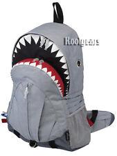SHARK Backpack XL MORN CREATIONS bag Grey week great white