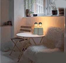 Modern Simple 1 Light Diameter 9cm Cement Bedroom Decoration Table Light/Lamp #