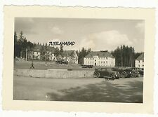 Bei Nordhausen Thüringen alte Kaserne Autos Pkw siehe Foto Wehrmacht