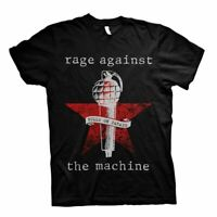 Rage Against The Machine T Shirt Bulls On Parade Black Official Rock Metal Merch