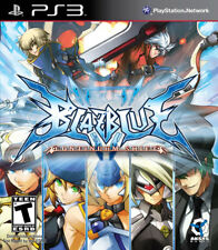 BlazBlue: Continuum Shift PS3 New Playstation 3