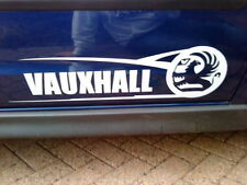 Body Panel Graphic Exterior Styling Badges, Decals & Emblems
