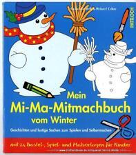 Mein Mi-Ma-Mitmachbuch vom Winter v. Gabriele Roß 3629003737