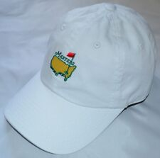 2017 MASTERS (WHITE) Slouch Golf HAT from AUGUSTA NATIONAL