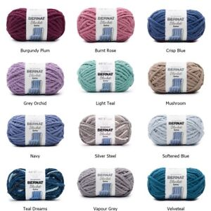 [BUY 10 GET 25% OFF] Bernat Blanket Extra 300g - Jumbo Weight Yarn