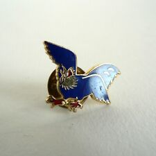 AMERICA'S CUP FRENCH TEAM LE DEFI VUITTON CUP LAPEL PIN BADGE ENAMEL METAL COQ