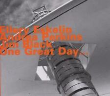 Ellery Eskelin/Parkins/Black - One Great Day... HatHut Records CD NEUWERTIG