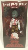 MEZCO TOYZ LIVING DEAD DOLLS PRESENTS DAWN OF THE DEAD FLYBOY ACTION FIGURE