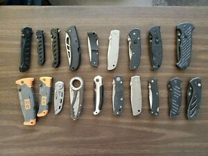 Gerber Knives BG paraframe remix EVO good condition