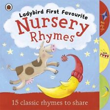 Ladybird First Favourite Nursery Rhymes,Ladybird