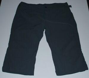 Kathmandu plus size grey shorts Size 18
