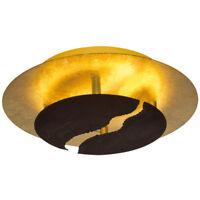 LED Deckenleuchte Deckenlampe NEVIS gold LEDs 26W 2200 Lumen 3000K PAUL NEUHAUS