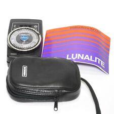 Gossen Lunalite Exposure Meter