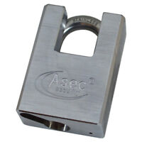 Asec Euro Cylinder Padlock Body CS (AS10869)