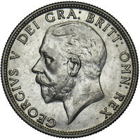 1931 FLORIN - GEORGE V BRITISH SILVER COIN - V NICE