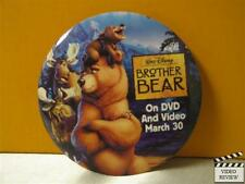 Brother Bear home video promotional button