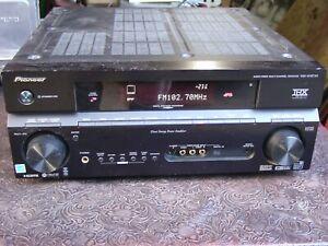 Pioneer VSX 1016TXV 7.1 Channel Home Theater Stereo Receiver w HDMI ODO, THX