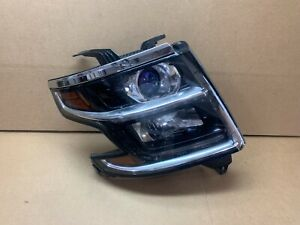 OEM 15 16 17 18 19 CHEVROLET TAHOE & SUBURBAN HALOGEN HEADLIGHT RIGHT SIDE RH