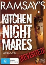 Ramsays Kitchen Nightmares Series One Revisited DVD Like new (C)