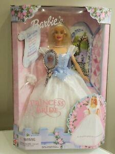 Princess Bride Barbie Doll 2000 Mattel  #28251 NEW