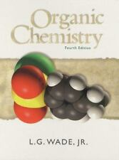 Organic Chemistry (4th Edition) Wade, Leroy G. Hardcover