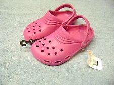 CROCS  BERRY  (PINK)  GIRLS  Size  12 / 13  BRAND NEW NICE L@@K