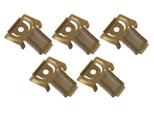 New 1963-65 Falcon Molding Clips Windshield Top Outside Hardtop Set of 5 Ford