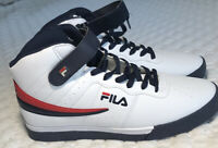 Sneakers For Men's FILA Vulc 13 men's size 10.5 white / blue / red 1SC60526-125