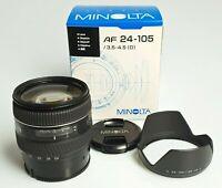 MINOLTA AF 24-105 / 3,5-4,5
