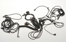 Lot of various synchro falsh cables (I think), sold as is