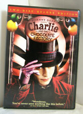 Charlie And The Chocolate Factory (Two-Disc Deluxe Edition)- Dvd