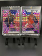 Zion Williamson Mosaic Pink Camo Rookie - Lot Of 2 - PSA 10?